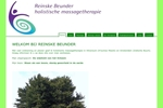 BEUNDER HOLISTISCHE MASSAGETHERAPIE REINSKE